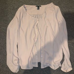 5 for $20 ✨ forever 21 button up blouse